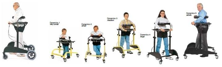 อุปกรณ์ฝึกเดิน